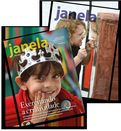 Capas Revista Janela